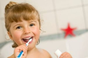 Teeth brushing for Kids can be fun!